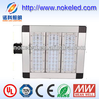 120w 150w led outdoor luminaires for area walkways lighting