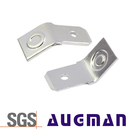 Manufacturer supplied stamping stainless steel nonstandard tab terminal
