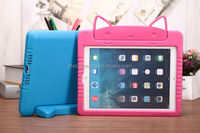 Factory manufacture tablet case soft child proof eva foam case for ipad