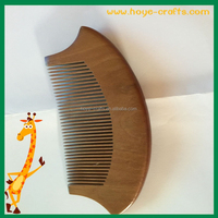 wholesale wooden comb custom logo comb for sale