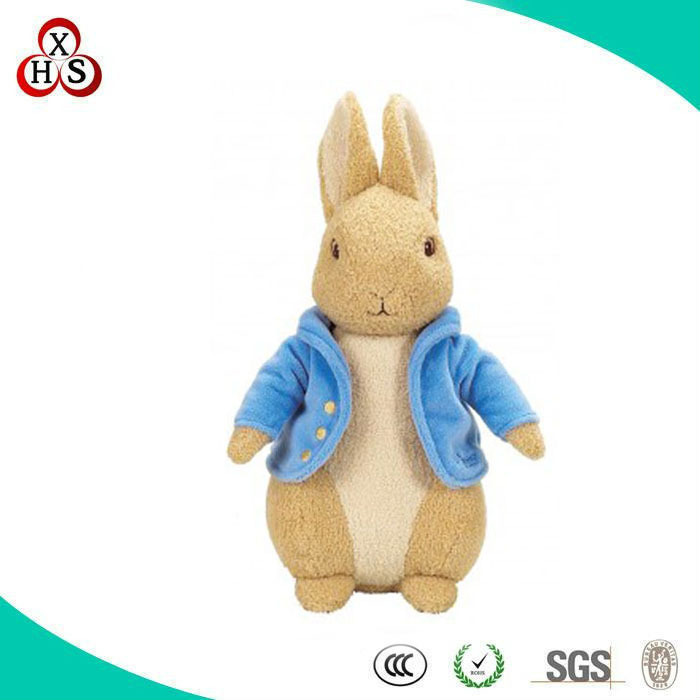 Cute High Quality Plush Bunny For Holiday Gift