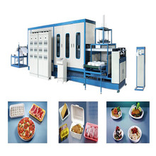 styrofoam fast food box making machine