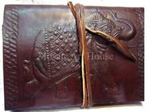 Handmade Leather Diaries and Journals