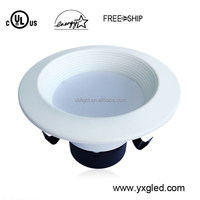 5 Years Warranty High Brightness 4 inch, 6 inch led downlight with UL Energy Star