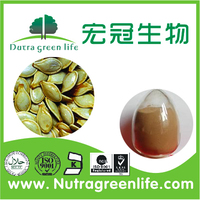 100% Natural Pumpkin Seed Extract 4:1~20:1
