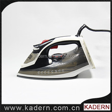 2018 Full function steam iron with large soleplate