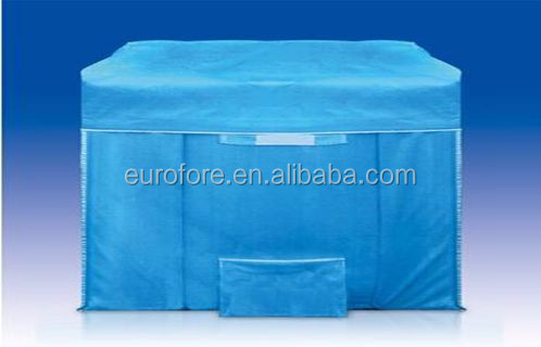 Flexible freight container FIBC jumbo bag for chemicals