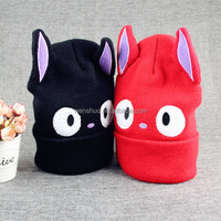 Children Winter Hats For Kids Children Cat Knitted Caps