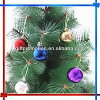 GP 06 household party decoration wholesale clear glass christmas ball ornaments