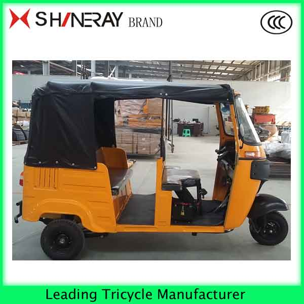hot sale passenger use CHINA BAJAJ 3 THREE WHEEL MOTORCYCLE