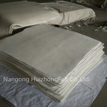 hot sale 100% wool felt making machine, wool felt wholesale