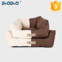 Home textile new warm dog raised dry bed egg pet bed