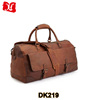 leather holdall mens genuine leather travel bag