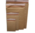 Brown Kraft Bubble Mailers Jiffy Lite Mail Bags