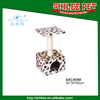 Cheaper Price plush Cat tree toy/Cat Scratching Tree