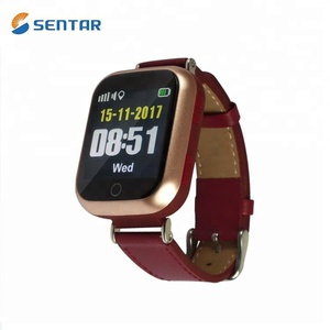 Compatible IOS and Android Phone Wifi GPS Smart Watch Sim 2018