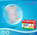 Cloth-like baby diapers made in China