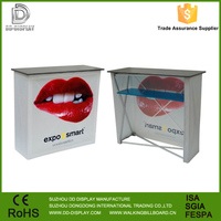 Lightweight Plastic Professional counter display stand