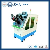 Fan motor and generator motor stator coil winding inserting machine (ISO SGS BV Approved)