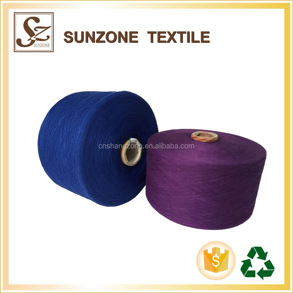 50% polyester yarn cotton open end yarn