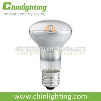 hot led filament lamp 360degree r50 soft white 60w bulbs new products for 2014 led light lamp