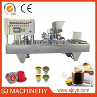 Coffee Filling Machine Coffee Pod Filling Machine Coffee Capsule Filling Sealing Machine