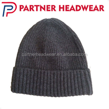 Mens Unisex Warm Winter Knit Hat Fashion cap Hip-hop Ski Beanie Hat