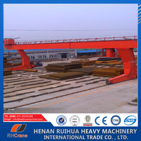 industrial crane manufacture warehouse monorail movable gantry crane