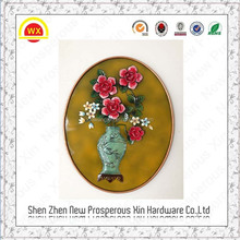 Hot sale wholesale metal rose flowers for crafts