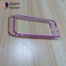 New Design metal cellphone case Metal Aluminum cover for cellphone