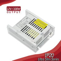 12v 1 amp power supply constant voltage dimmable led driver 24v 5a power supply