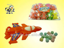Super Plane Candy Dispenser Toy