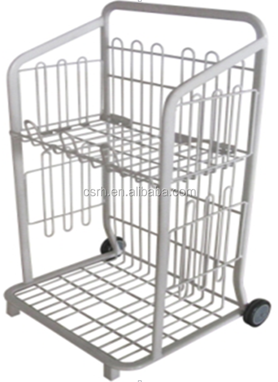 RH-WT12 2-Tire Luggage Trolley, Luggage Hand Cart