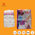 Hot Sale Super Soft Disposable Baby Diaper From China Manufacturer