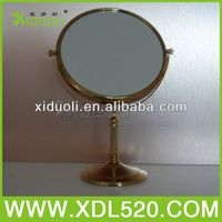 magnifying makeup mirror lighted/truck round mirrors/door mirror cover led