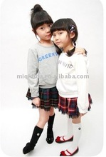 2013 new style fashion Beautiful children clothing long sleeve teen girl's t-shirt