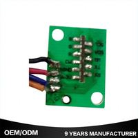 High Quality Assembly Security System Pcb Pcba Board Supplier