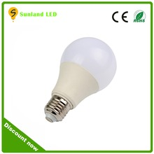 enery saving led light bulb 3W 5W 7W 9W 12W high lumens indoor led bulb 5w