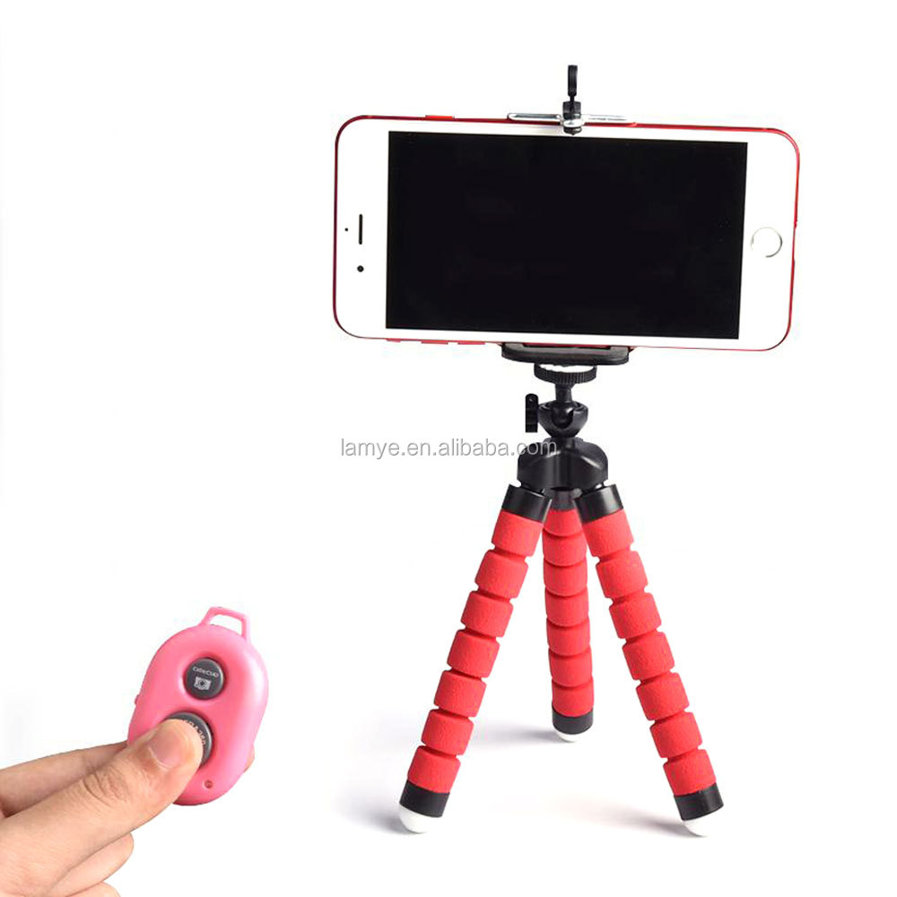 New hot products on the market mini portable phone camera tripod stand universal leg handy holder