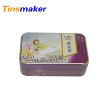 scented soap tin gift box