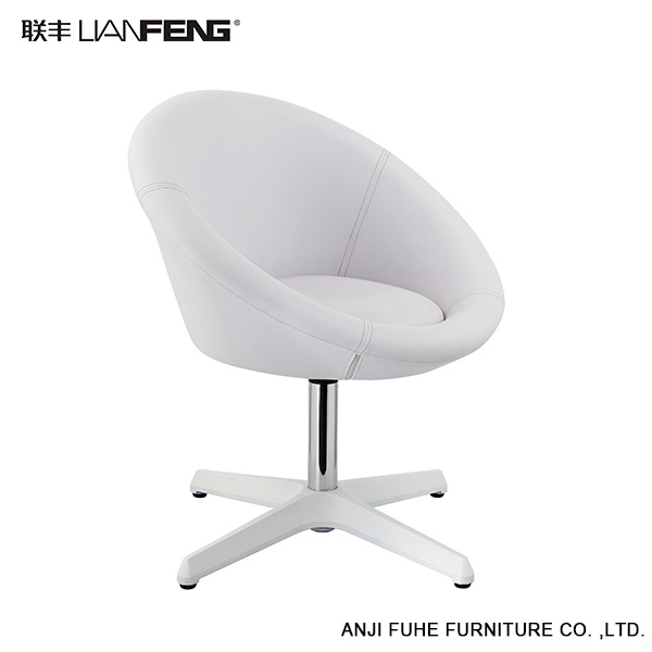 ISO9001 factory price customized commercial white bar stool with wheels