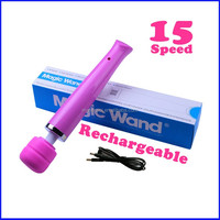 Upmarket 15 Speeds Sex Toy Product Type Massager Vibrator Toys For Ladies