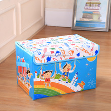 Folding Fabric Drawer Organizer Box Garage Box Household Storage Box