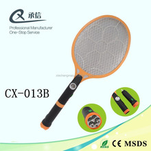 Hot Sell Electronic Anti Mosquito Repellent Swatters Insect Trap Killer Racket with LED Torch