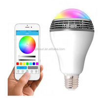 Home lamps and lighting a60 e27 no flicking 120v led bulb a60 9w apple homekit wifi led smart lights bulb