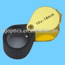 led light with dental loupe/magnifying loupes/lunettes loupe
