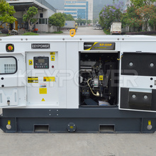Factory Price Silent Type Portable Gasoline Engine Large Power 4000kw Generator