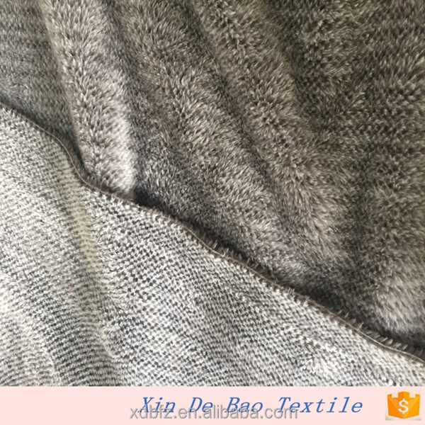 chunky knit fabric for blanket