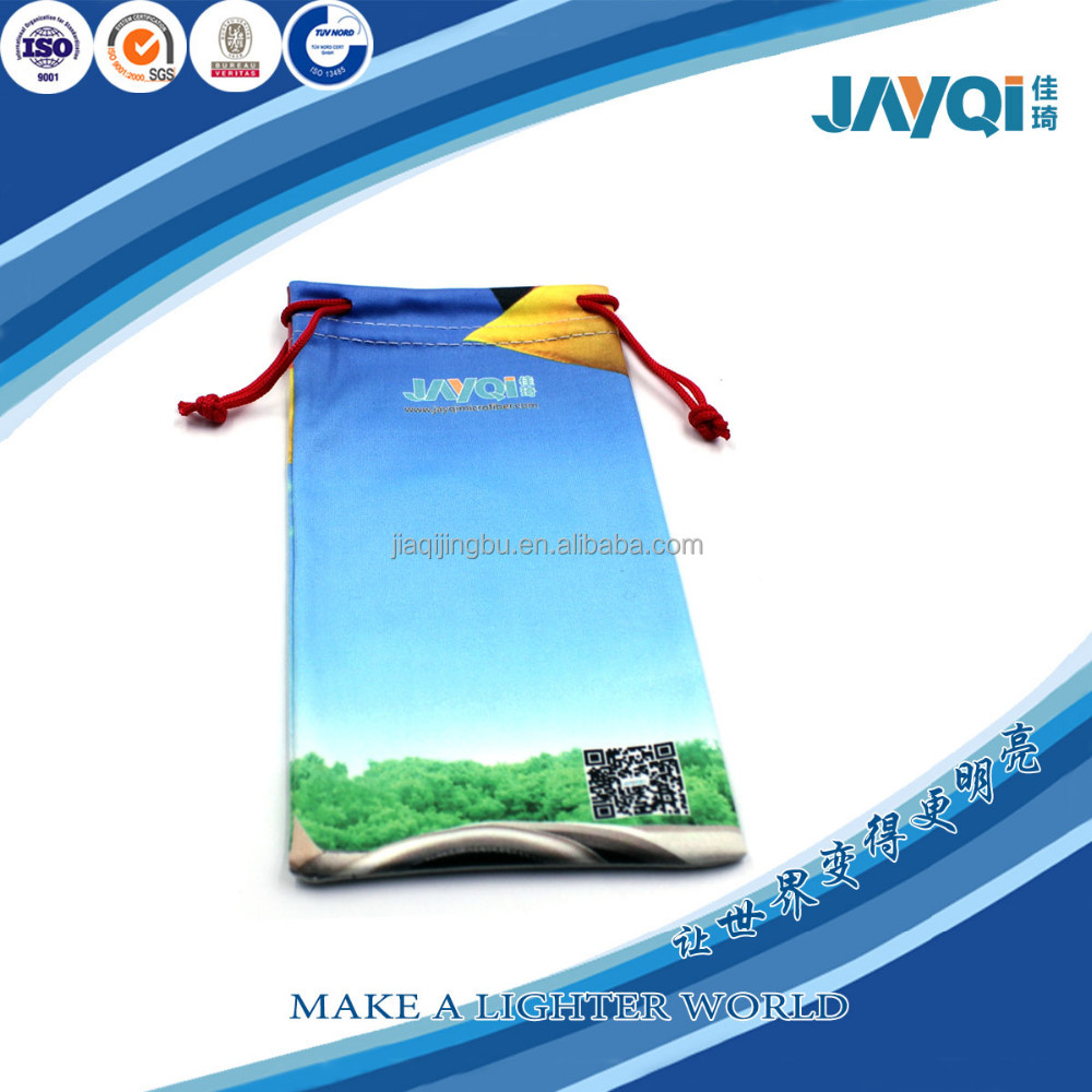digital print microfiber CELL phone case
