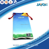 digital print microfiber case for phone